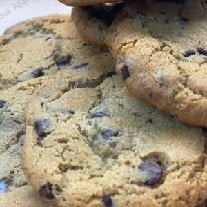 Chocolate Chip & Double Chocolate Cookies